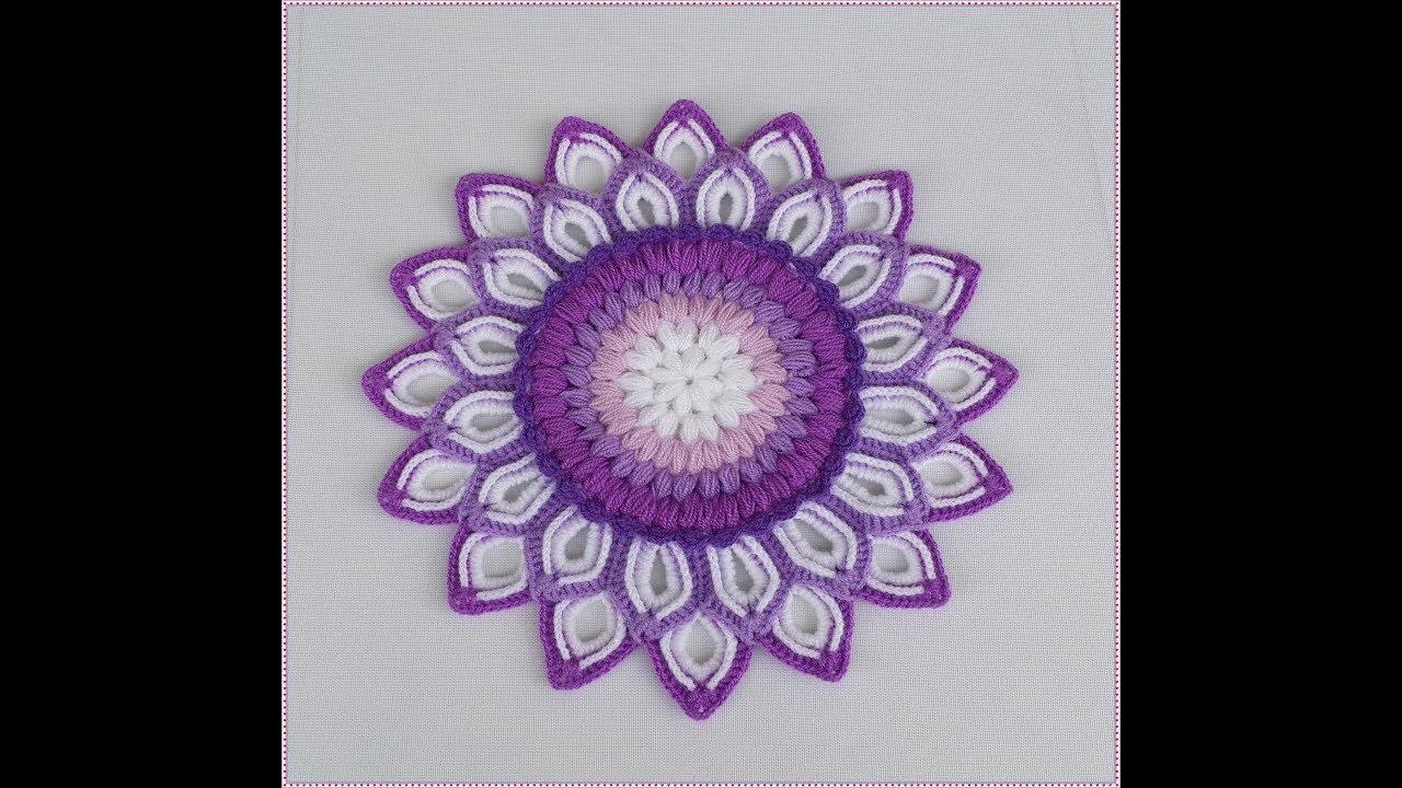 Günebakan Çiçeği Lif Yapılışı Videolu Anlatımlı