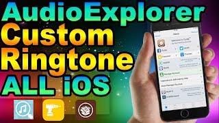 Get this tweak to be able (audioexplorer) tweak: cydown(ios 11) source: http://cydia.kiiimo.org/ audioexplorer+ bigboss my theme: nrc b...