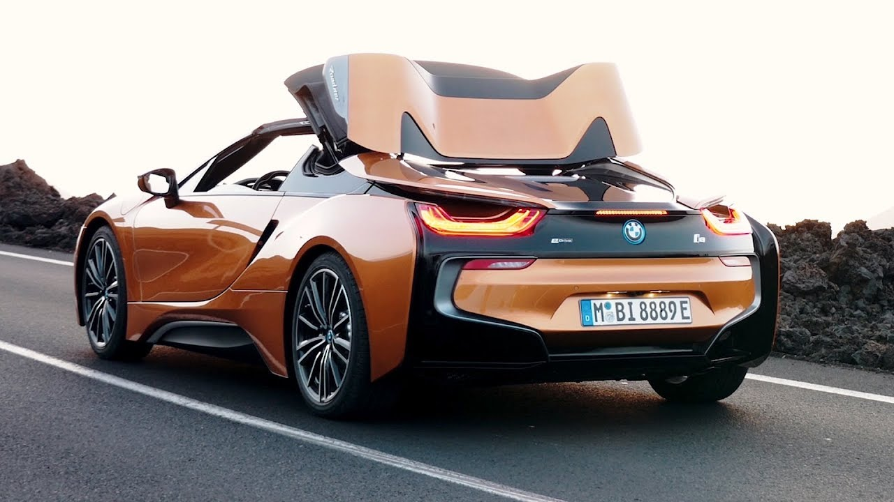 2018 Bmw I8 Roadster And Coupe Youtube