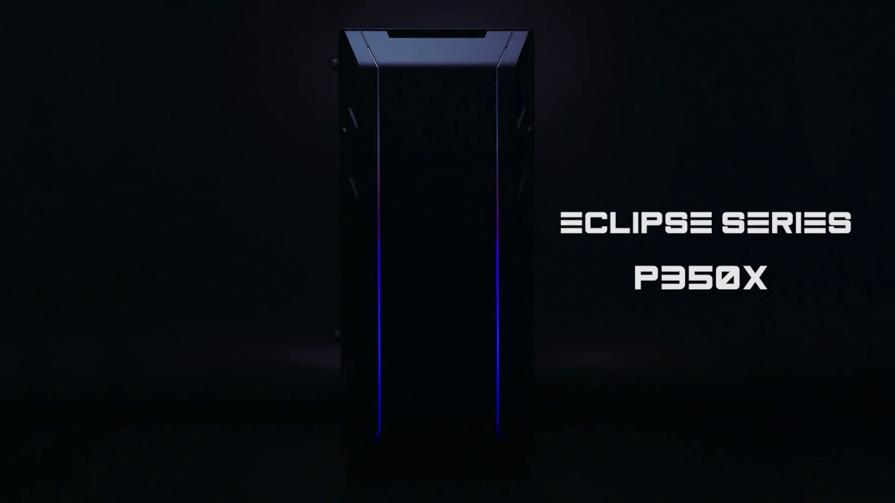 Phanteks Eclipse P350X - Everything you need to build your perfect system