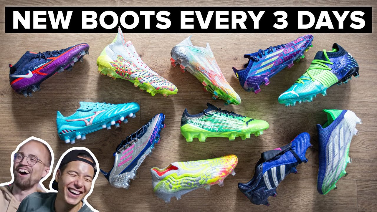 NEW BOOTS OVERVIEW - September Monthly roundup