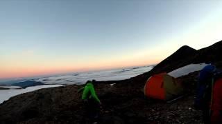 Mt. Adams Climb via Adams Glacier 2014