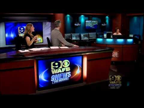 WAFB 9 News Morning Show Blooper