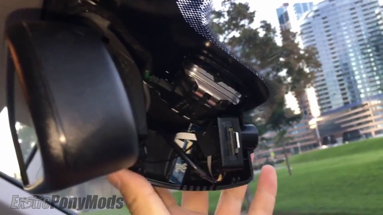 Range Rover Evoke >> Land Rover Discovery OEM WIFI Dashcam Installation by ...