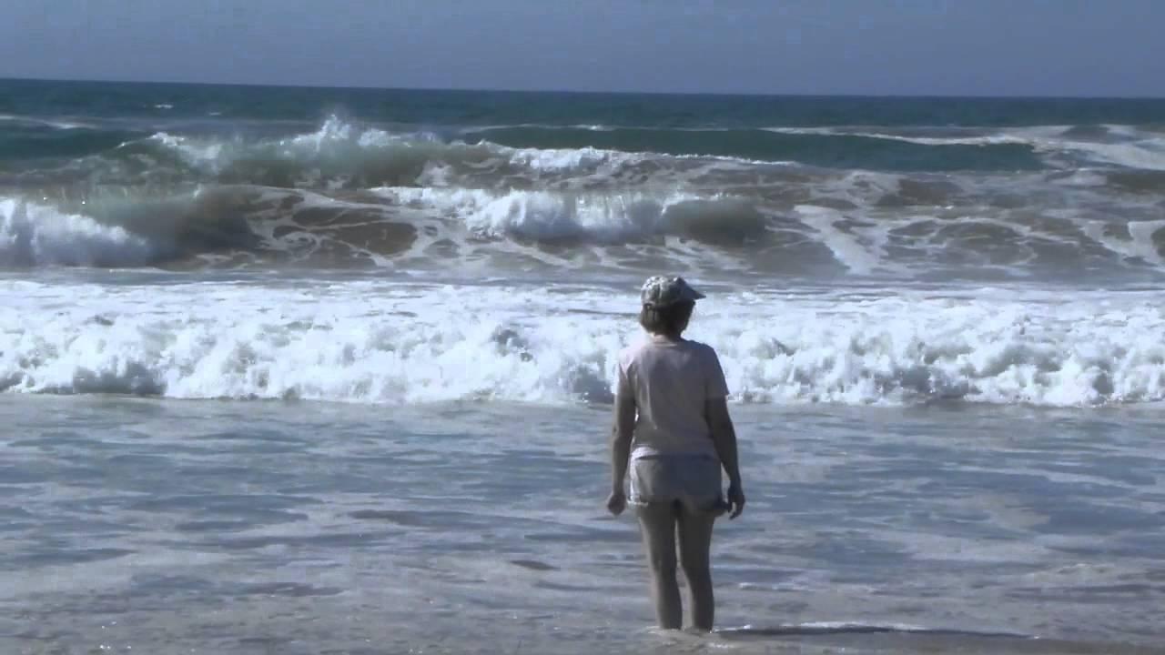 Surf Beach California Near Lompoc