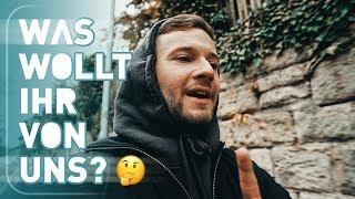 Youtuber spielen eine Rolle | Realwalk mit Tim | inscopelifestyle