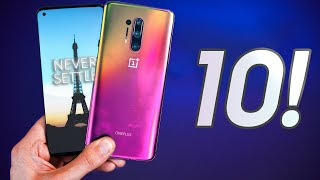 OnePlus 8 Pro - Top 10 FEATURES!!!