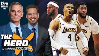 Colin Cowherd \u0026 Chris Broussard - How Will Russell Westbrook Fit on the Lakers?