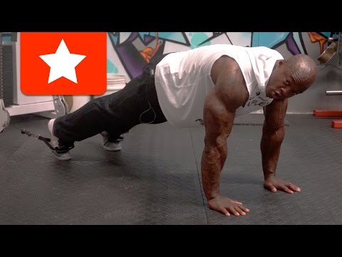 3 Best Lower Ab Workouts with The Guru of Abs DaShaun Johnson