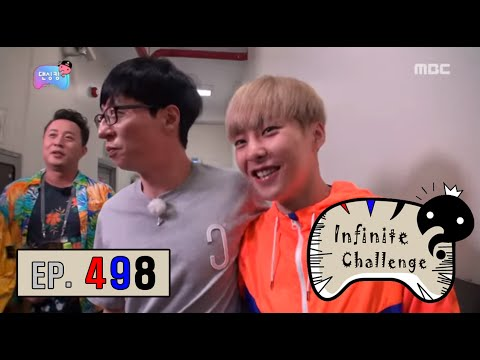 [Infinite Challenge] 무한도전 - Yoojaeseok With EXO's Rehearsal Is Tetany  20160917