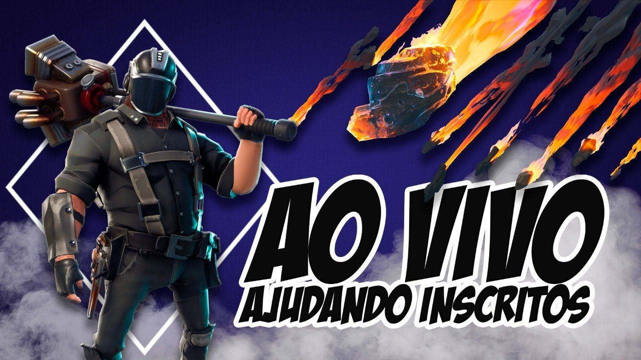 FORTNITE SALVE O MUNDO - EVENTO PE NA ESTRADA!!!