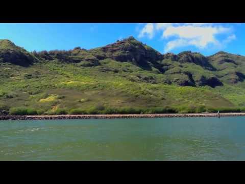 Nawiliwili Harbor, Kaua'i, Hawaii