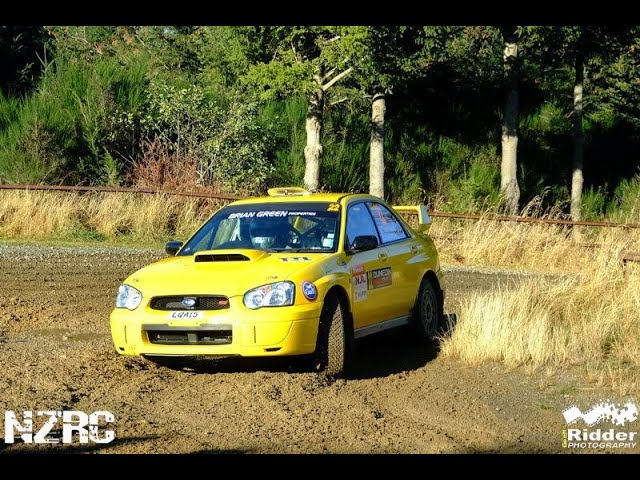 2019 NZRC | RD1 OTAGO RALLY - GULL RALLY CHALLENGE HIGHLIGHTS