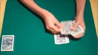 Entry to schwarzeneggermagic's Contest - Best Fool Me Trick - Poker Ace (Original)
