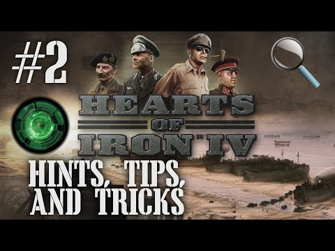 HOI4 Hints, Tips, and Tricks - Army Organization [Hearts of Iron IV]