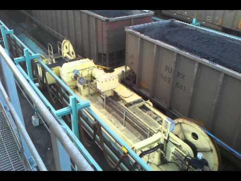 Roberts Bank Coal Train Indexer