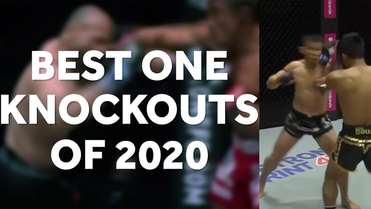 Goodnight, Irene! Best ONE Championship Knockouts of 2020