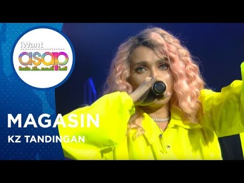 KZ Tandingan - Magasin | iWant ASAP Highlights
