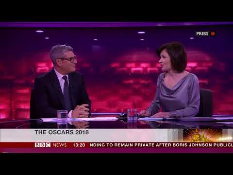 Jane Hill Oscars 2018   The Nominations