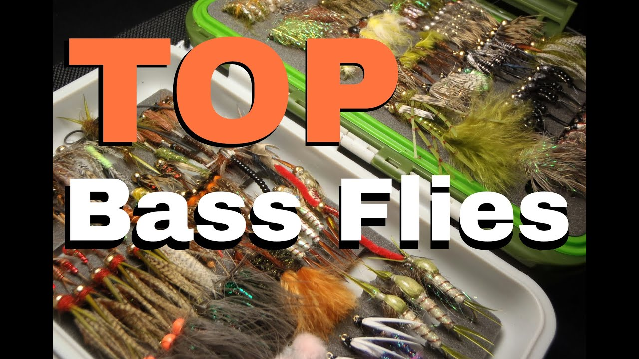 top 5 bass flies - best fly fishing gear - youtube, Fly Fishing Bait