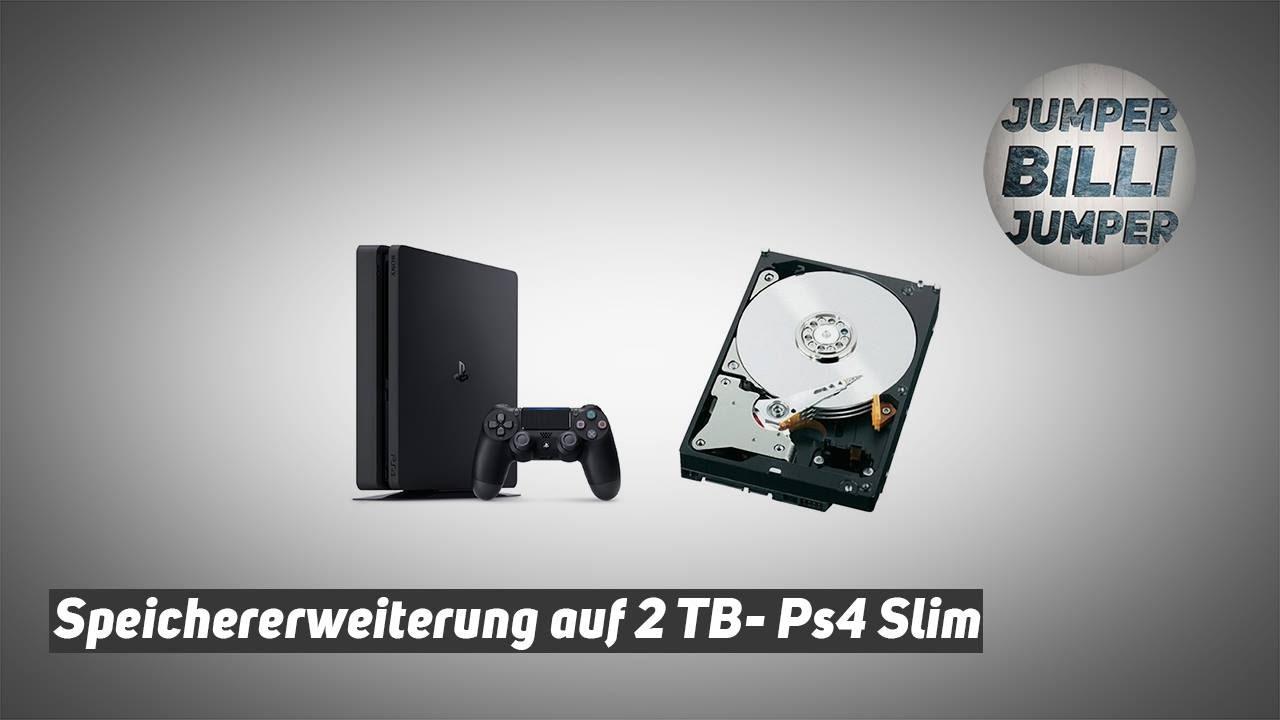 Playstation 4 Speicher