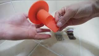 화장실 싱크대 벌레 냄새 차단 다막아 비교 테스트