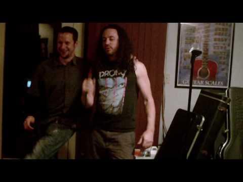 "Metal Family Karaoke - Incubus -  ""Drive"""