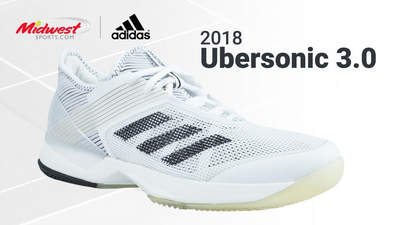 super popular 691d2 939a4 adidas Ubersonic 3.0 Tennis Shoe