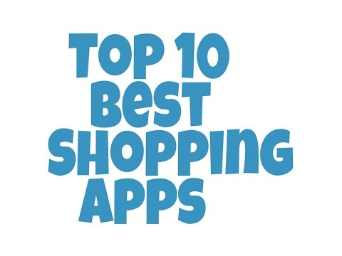 Top 10 Best Shopping Apps