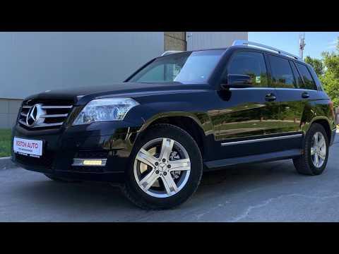 Mercedes-Benz GLK, 2010, 3.0 4MATIC AT(231 л.с.) Экспресс обзор от Сергея Бабинова, Автосалон Boston
