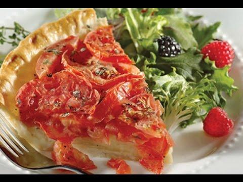tarte-à-la-tomates