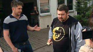 Эрик Давидыч vs Антон Воротников