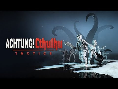 Achtung! Cthulhu Tactics ★ GamePlay ★ Ultra Settings |