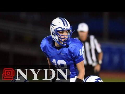 NJ High School Quarterback Dies After Getting Tackled