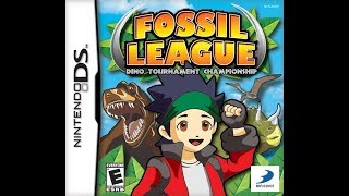 Fossil fighters reborn!?!? Dino League part 1
