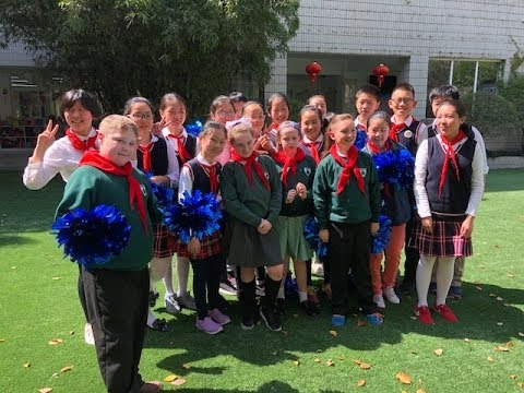 Limehurst Primary School China Exchange 2018 - Life in a Chinese Primary School