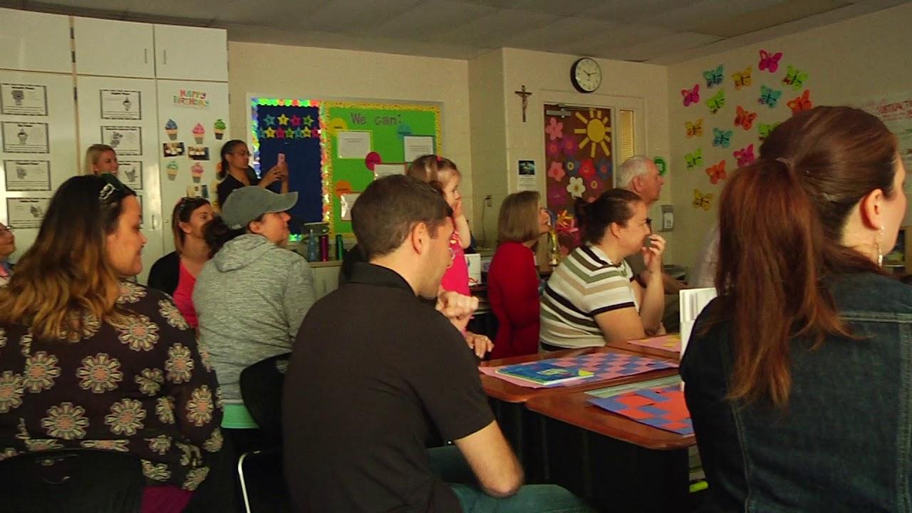 St  Margaret of York 2nd Grade Poetry Cafe