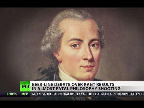 Man shot in Russia in argument over Kant
