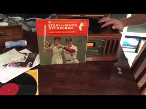 Stan Musial Hit Number 3,000