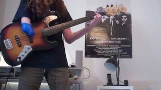 Thought Industry - Third Eye - Bass Cover