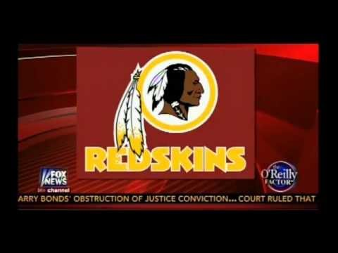 "Bill O'Reilly: Are The Washington ""Redskins"" Offensive?"