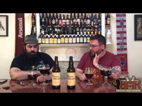 Massive Beer Reviews # 51 Deschutes Mirror Mirror English Style Barleywine
