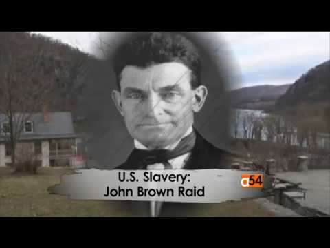 U.S. Slavery John Brown Raid