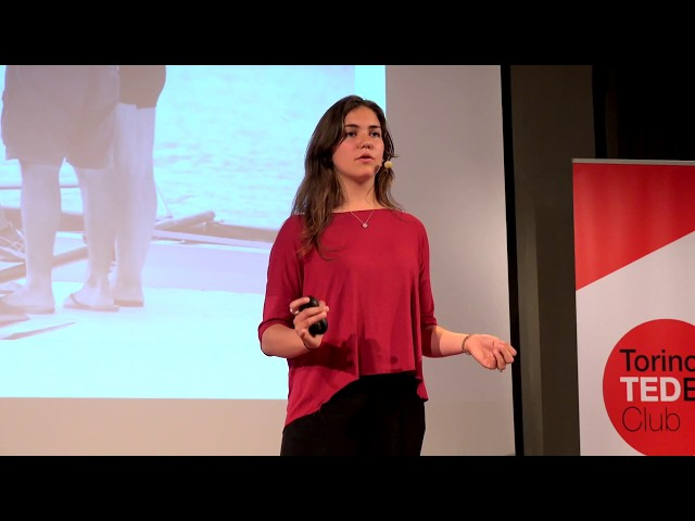 Where is the finish line when you are 15? | Agnese Medana | TorinoTEDEdClub