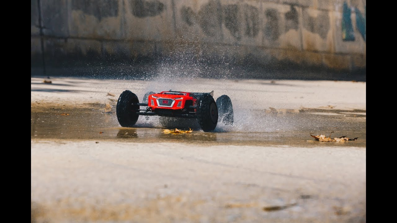 ARRMA TALION 6S - Designed For Speed // Engineered For Power