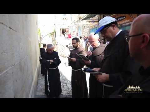 The Via Dolorosa Experience - Trailer Video