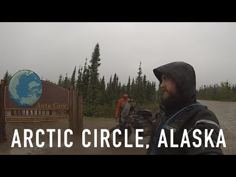 Alaska Motorcycle Trip 2015