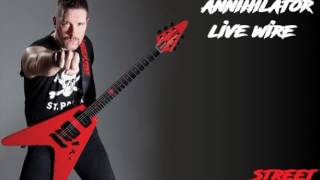 Watch Annihilator Live Wire live video