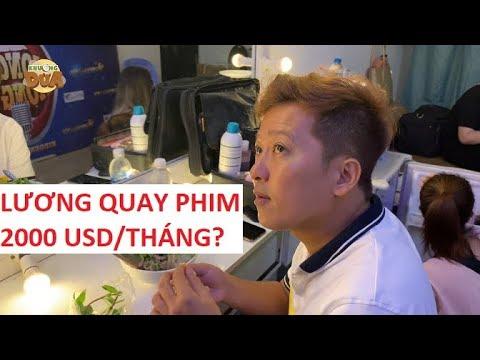 Trường Giang choáng khi biết Khương Dừa trả lương quay phim 2000 USD/ tháng!!!