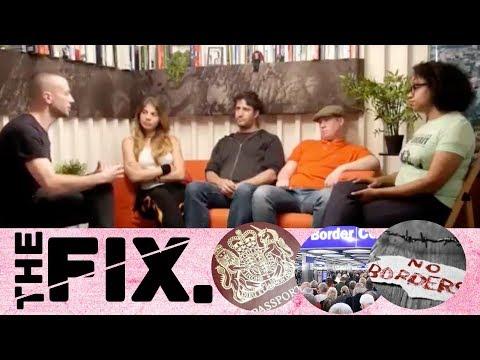 The Fix Live  240717 w Zoe Gardner, Petros Elia, Eddie Dempsey & Antonia Bright